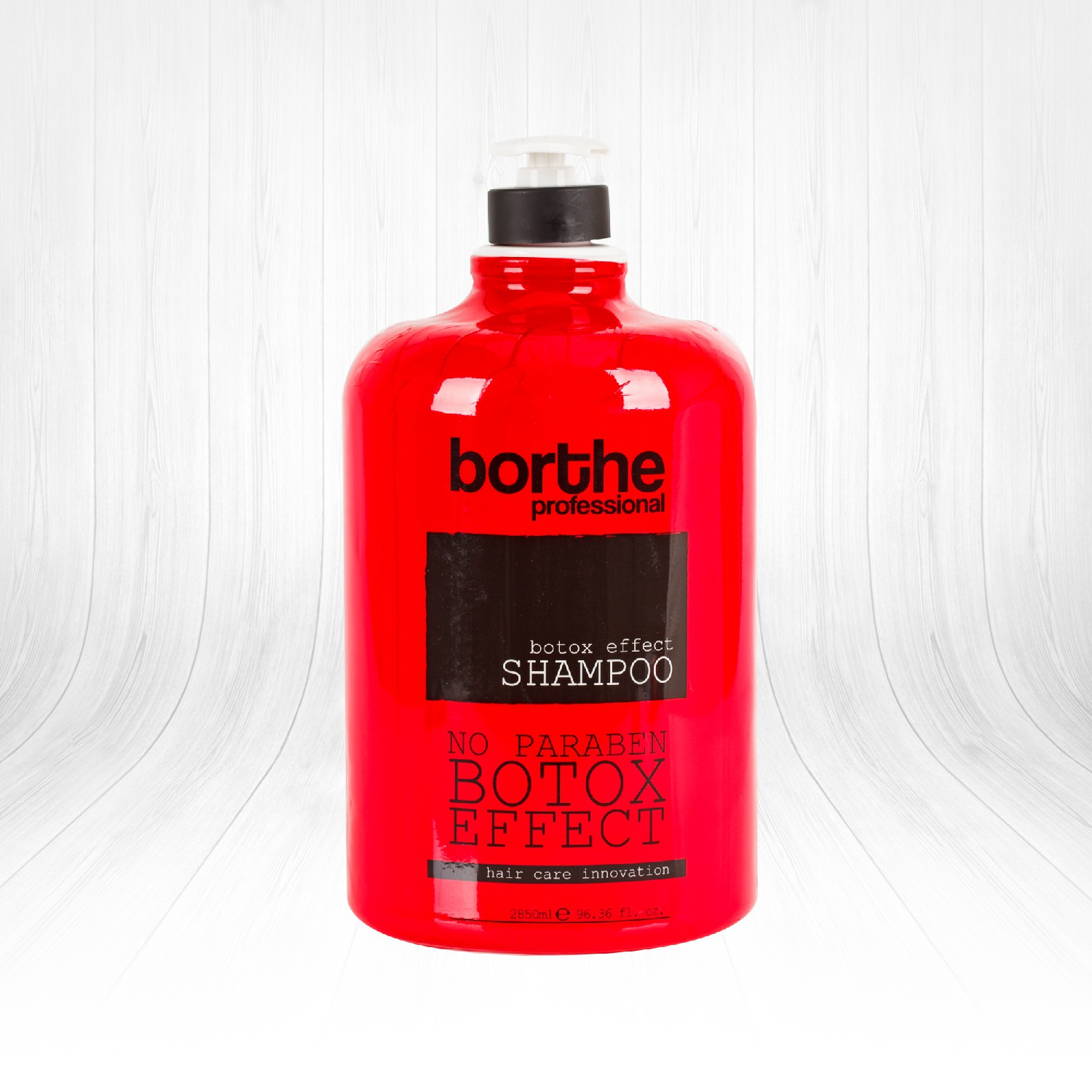 Borthe Professional Hair Care Botox Effect Shampoo